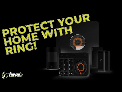 Ring Alarm Security Kit Review
