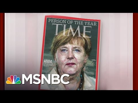 Angela Merkel Named 2015 Time Person Of The Year | Morning Joe | MSNBC