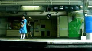 直通車港鐵粉嶺站前後