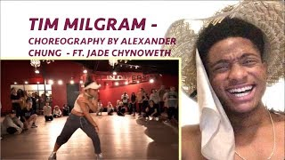 Tsar B - Escalate - Choreography by Alexander Chung - ft Jade Chynoweth - Filmed by Tim Milgram E241