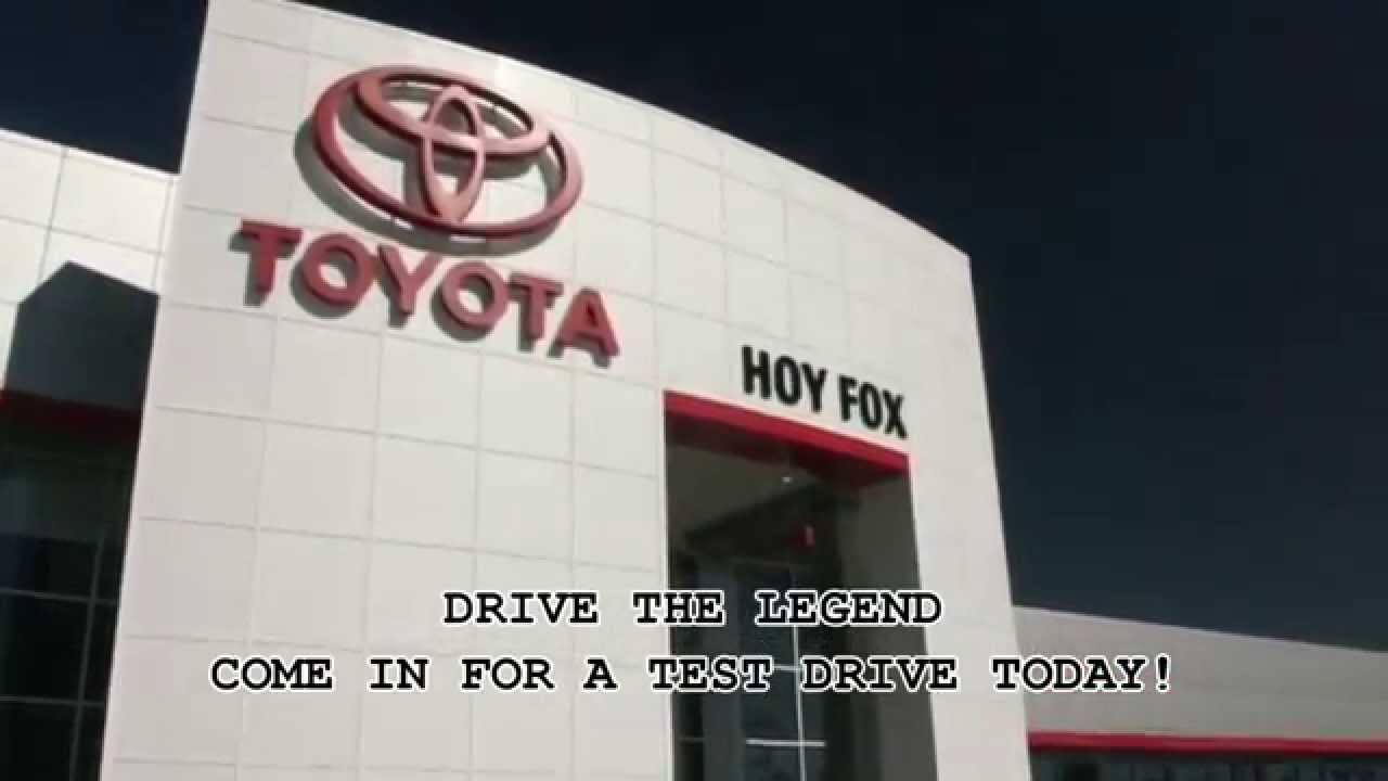 Awesome CAMRY GENERATIONS At FOX Toyota Of El Paso