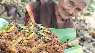 Mutton Chilli Fry Recipe By 106 Mastanamma |Country foods