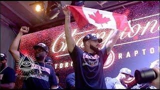 Drake Celebrates Raptors Win/ Nicki Minaj is Back/ New Billboard Baddy Music