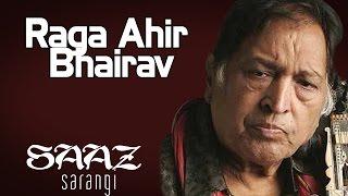 Raga Ahir Bhairav | Ustad Sultan Khan (Album: Saaz Sarangi)