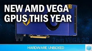 News Corner | AMD Readies 7nm Vega, Nvidia GPP Blocking Kaby Lake-G?