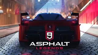 Asphalt 9 Soundtrack (Axwell Ingrosso-Renegade)