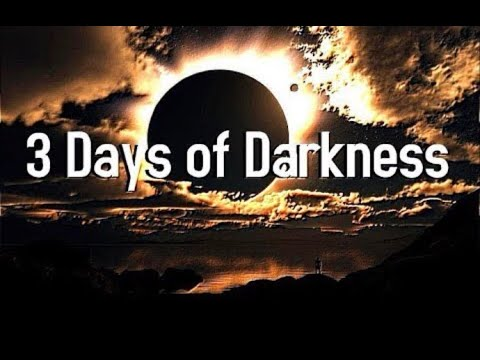 Dream: I Saw the 1st Day of the 3 Days of Darkness!!