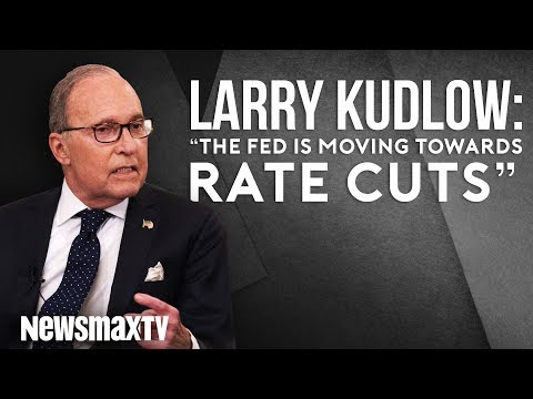 Larry Kudlow to Newsmax TV: Dems in 'Denial' About Mueller Report
