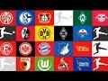 Alle Torhymnen der Bundesliga 2019/20
