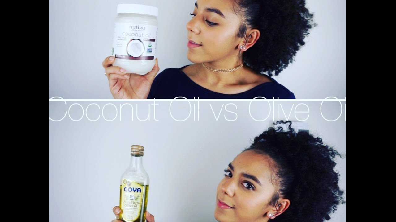 Benefits of Coconut Oil vs Olive Oil -KBeautyShine