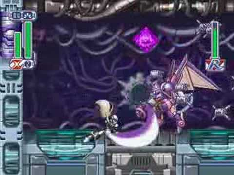 Megaman X4 - Zero vs. Iris (No Damage Clear)