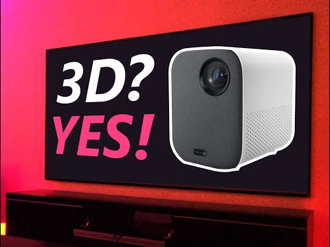 How To Watch 3D Movies On Xiaomi Mijia Youth Projector