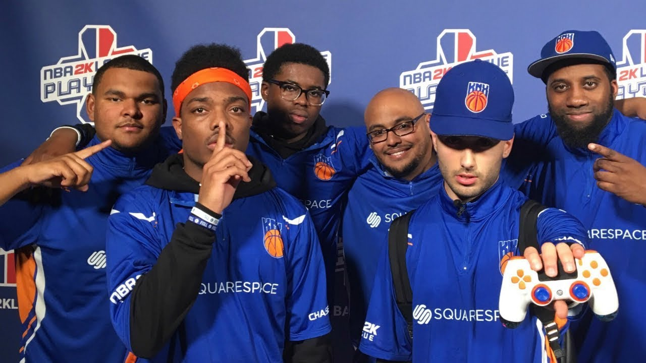NBA 2K League: Knicks Gaming Upsets Top-Seeded Blazer5 Gaming in Quarterfinals