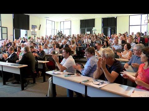 Conférence Gunter Pauli - Blue Economy - 03 Echanges avec le public