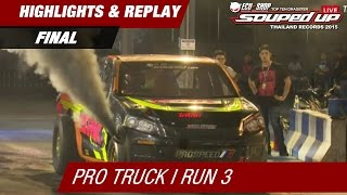 HIGHLIGHT | PRO TRUCK | 11-DEC-15 (Run 3)