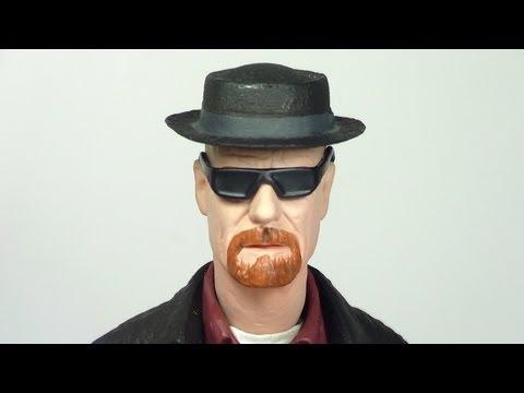 Breaking Bad Heisenberg Mezco Figure Review