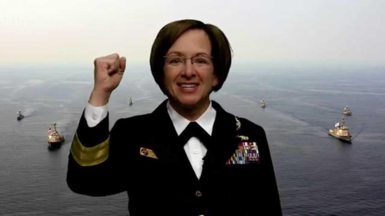 "Результат пошуку зображень за запитом ""Vice Admiral Lisa M. Franchetti"""