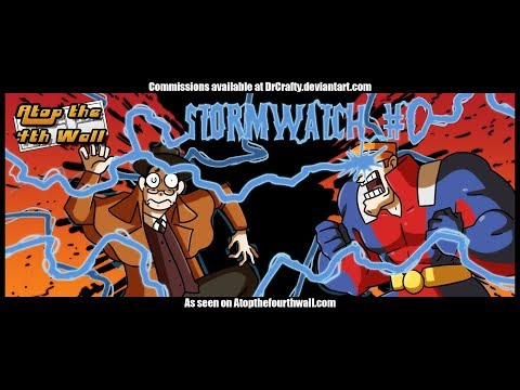 Stormwatch #0 - Atop the Fourth Wall