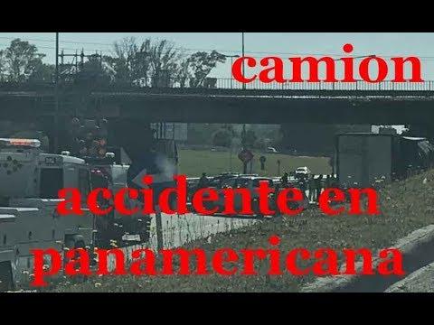 accidente en panamericana choque en panamericana accidente en panamericana ramal pilar