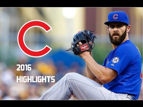 Jake Arrieta | 2016 Highlights