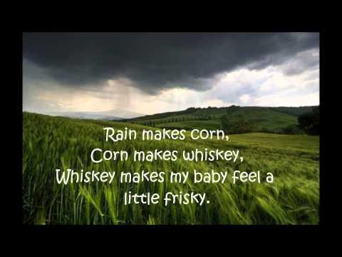 Rain Is A Good Thing Lyrics-Luke Bryan