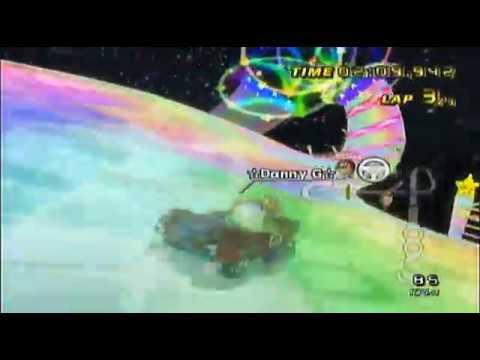 [MKWii] Rainbow Road - 2:26.113 - ☆Dαnnγ G☆
