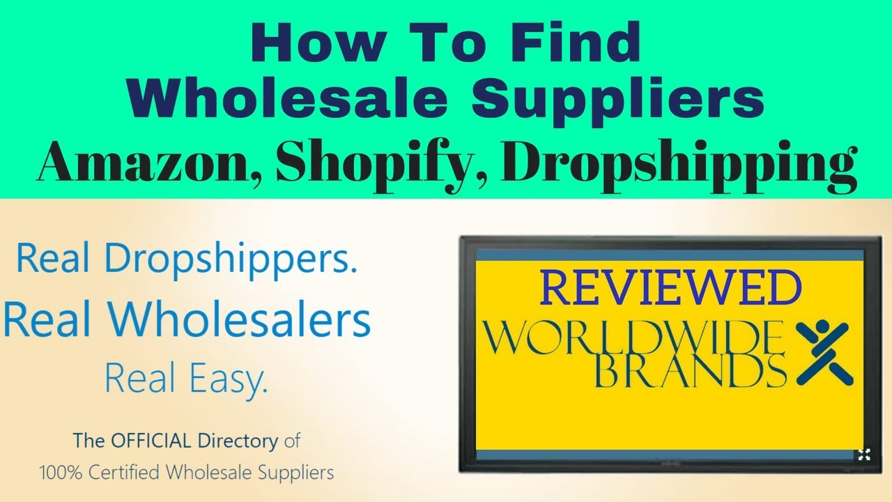 Wholesale Distributors Directory
