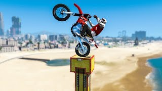 BEST GTA 5 STUNTS & FAILS OF 2018! (GTA 5 Compilation)