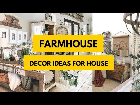45+ Beautiful Farmhouse Style Decor Ideas to Inspire You
