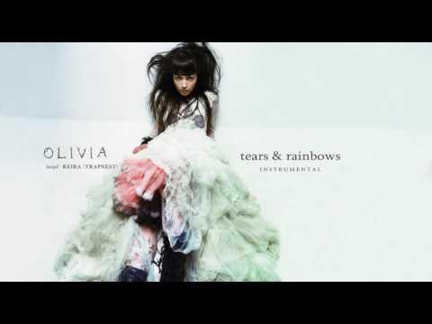 OLIVIA - tears & rainbows  ( Instrumental ) カラオケ