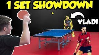 Vladimir Samsonov vs TableTennisDaily