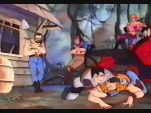 The Dreadnoks have a philosophical debate