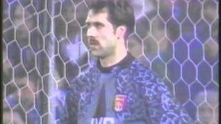 1995 (April 20) Sampdoria 3-Arsenal 2 (Cup Winners Cup)-semifinals, second  leg.mpg