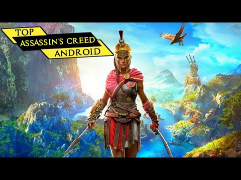 Top 10 Assassin's Creed Games For Android   High Graphics Assassin's Creed Games For Android