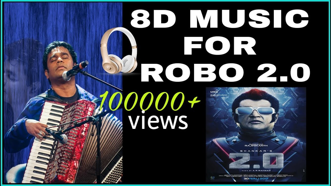🌈 2 0 8d music song mp3 download | 2 0 music review: AR Rahman's
