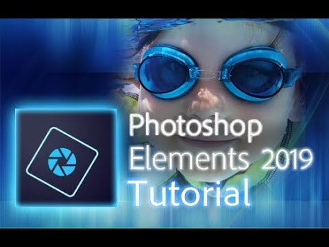 Photoshop Elements 2019 - Full Tutorial for Beginners [+General Overview]