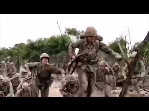 The Pacific: Peleliu Airfield Scene
