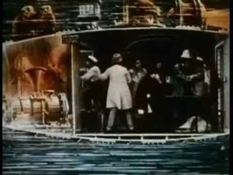 The Impossible Voyage (1904) - Music by The Musician's Lounge (2 of 2)