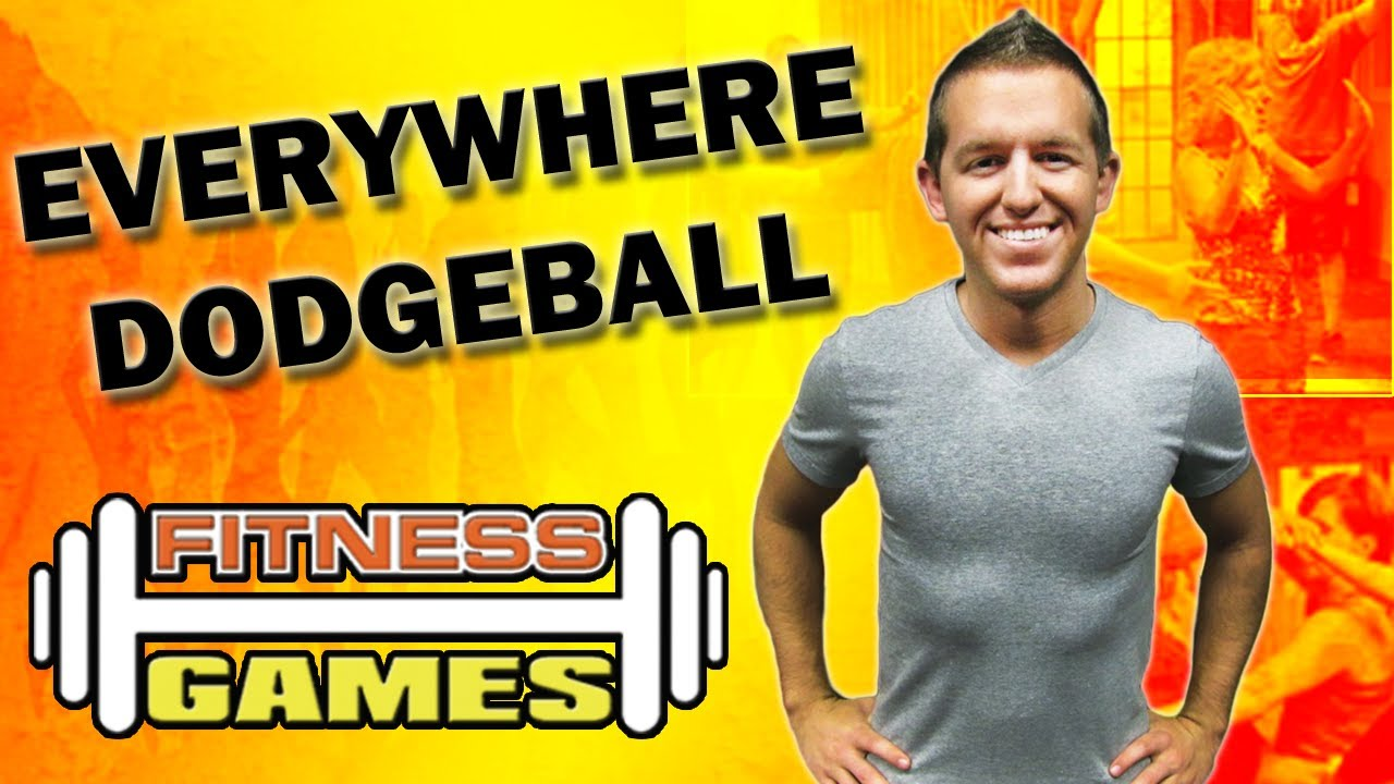 boot camp games  dodgeball youtube