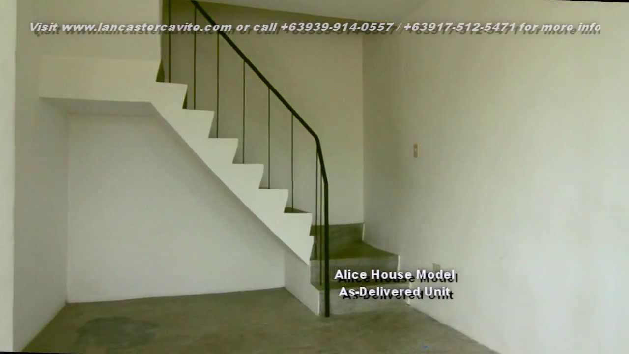 Alice House Model At Lancaster New City Actual Turnover Video Youtube
