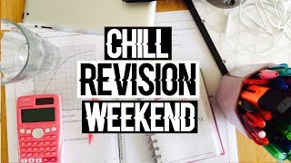 How I Revise Over the Weekend #1