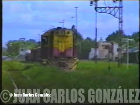 Trenes por Rosario Oeste
