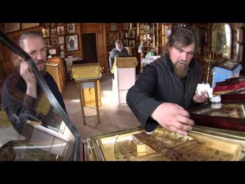 В Чуркинском монастыре мироточат 59 икон