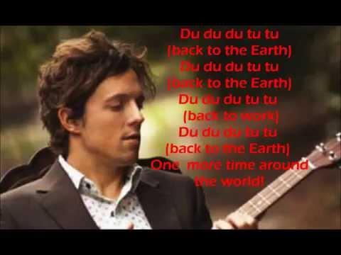 Jason Mraz- Back to The Earth (Lyrics)