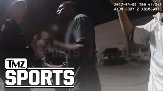 NFL's Marquis Bundy Arrest Video ... Wild, Dumb, Insane | TMZ Sports