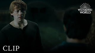 harry potter 7 part 1 clip