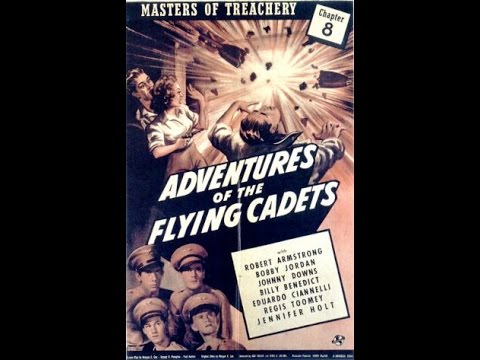 Adventures of the Flying Cadets Chapter 3: Into the Flames