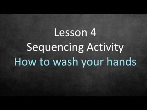Lesson 4 Sequencing Activity