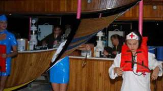 Catamaran Dancer Party Boat tour Cancun