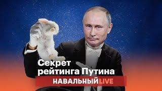 В чем секрет Путина